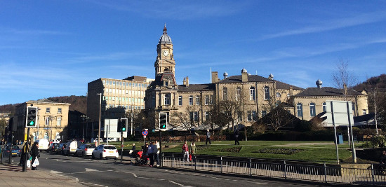 photo of Dewsbury Town Hall