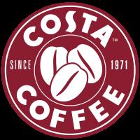 lgo for Costa Coffee in Dewsbury