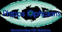 logo for Gill Opticians in Dewsbury