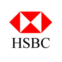 logo for HSBC bank