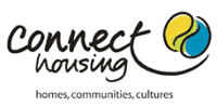 logo of Connect Housing in Dewsbury
